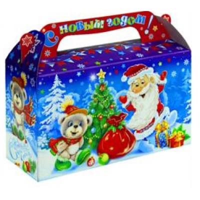 Сладкий новогодний подарок Зимушка 400 гр