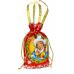 Сладкий новогодний подарок Мешочек Весёлый Санта 1000 гр