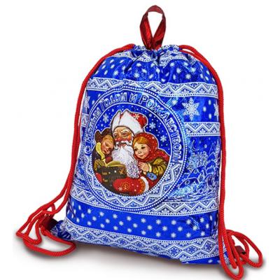 Сладкий новогодний подарок Рюкзак Сказка, 1500 гр