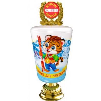 Сладкий новогодний подарок Кубок, 600 гр