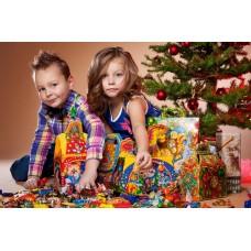 Новогодние подарки детям сотрудников