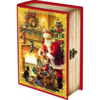 Сладкий новогодний подарок Книга Пора в дорогу, 700 гр