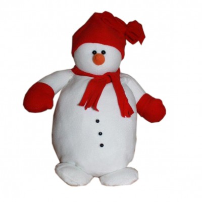 Сладкий новогодний подарок Снеговик Андрюшка, 900гр