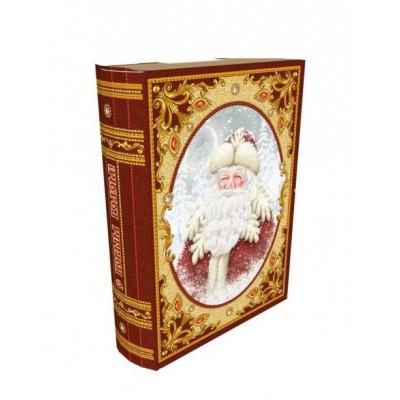 Сладкий новогодний подарок Книга Волшебство, 1000 гр