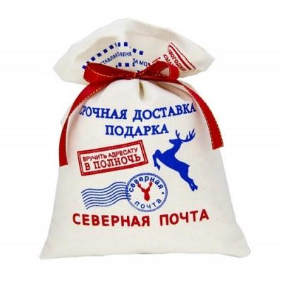 Сладкий новогодний подарок Северная Почта, 500 гр