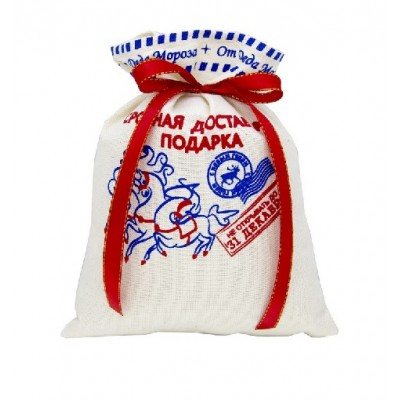 Сладкий новогодний подарок Три белых коня, 500 гр