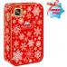 Упаковка из картона для сладких новогодних подарков Мышфон 350-450 гр